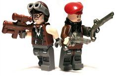 LEGO Steampunk Guys