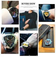 Top Mechanical Watches Men's Watches on AliExpress Watches For Men, Men's Watches, Mechanical Watch, Omega Watch, How To Find Out, How Are You Feeling, Think, Top Ten, Stuff To Buy