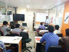 Our students from 385 batch giving Presentations, it develop the presentation and communication skills. Thank you Sai sir for conducting presentations.