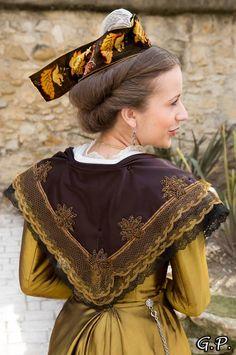 Costume d'Arlésienne
