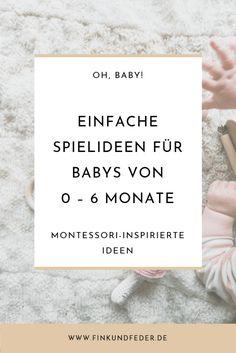 2 Monat Baby, Baby Zimmer, Montessori Baby, Baby Hacks, Baby Tips, Childhood Days, Wishes For Baby, Brain Activities, Baby Development