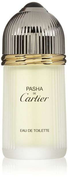 #Cartier Men's Pasha de Cartier Eau de Toilette