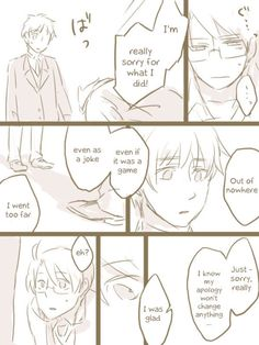 Pocky game part 10