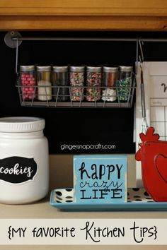 kitchen tips at GingerSnapCrafts.com #HeftyUltraStrong #ad Kitchen Tips, Kitchen Ideas, Pantries, Ocd, Saving Tips, Cooking Tips, Pie Safe