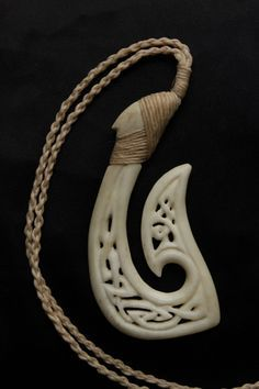 Bone hook by Steve-Thorpe on DeviantArt