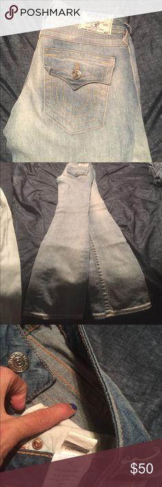 New. Never worn True religion.  25 regular True Religion Jeans Boot Cut