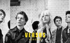 Discover the powerful mood of the ‪#‎VersusVersace‬ SS16 collection by Anthony Vaccarello. Photographer: Collier Schorr Art Direction: Franck Durand Styling: Alastair McKimm Hair: AnthonyTurner Make-Up: Tom Pecheux Models: Damaris Goddrie, Finnlay Davis, Isabella Emmack, Henry Kitcher, Marjan Jonkman, Sol Goss Casting: Piergiorgio Del Moro