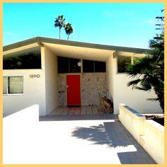 Twin Palms estate Palm Springs Modernism Week