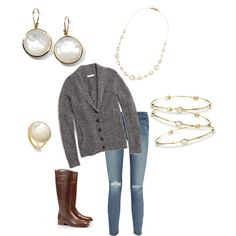 """IPPOLITA   -Accessorize Your Fall Outfit with Ippolita"""" by hpjewels on Polyvore"""