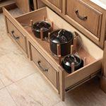 Drawer Inserts - Hafele Kitchenware & Plate Organizer | KitchenSource.com