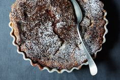 Strawberry Balsamic Spoon Cake with Poppy Seeds