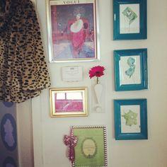 My little gallery wall