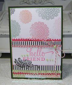 Good card making blog