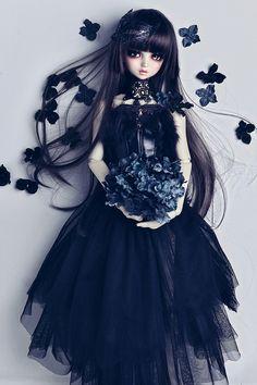 Gothic doll.