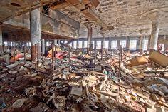 Public Schools' Book Depository, Detroit by Patrick Austin