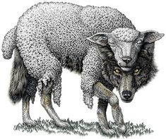 Their buyers slaughter them and go unpunished. Those who sell them say, 'Praise the LORD, I am rich!' Their own shepherds do not spare them. Zechariah 11:5