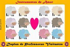 Sociedade de socorro virtual...: MURAL DE PROFESSORAS VISITANTES...