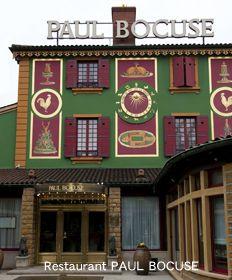 Restaurant Paul Bocuse - Lyons, Rhone-Alpes, France