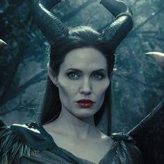 Maleficent from Angelina Jolie: Movie Star!