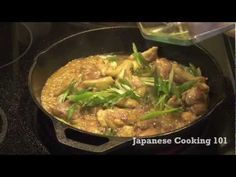 Chicken Teriyaki Recipe Video - Japanese Cooking 101 | Easy Japanese Recipes