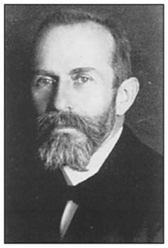 Eugen Bleuler    A pioneer in understanding schizophrenia...defined the term.  He was Director at the Burgholzli Hospital in Zurich.  Jung studied under him.