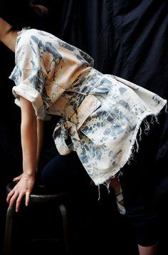 Atelier Delphine ( U.S.A. ) CHLOE JACKET www.lancah.com
