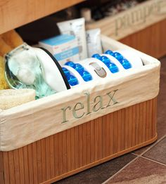 Pretty and Practical Bathroom Storage Tips