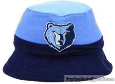 Memphis Grizzlies Bucket Caps 394 4555bc11a59