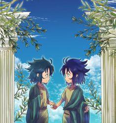 Gemini Story Part 1 ~ Kanon - Saga