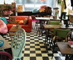 Shop interior by Caroline, No, via Flickr