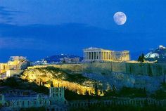 Parthenon, Greece by nadine