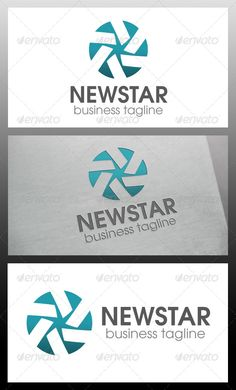 New Star Logo Template  #GraphicRiver         - Three color version: Color, greyscale and single color.  - The logo is 100% resizable.   - You can change text and colors very easy using the named and organized layers that includes the file.   - The typography used is TeX Gyre Adventor you can download here:  .fontsquirrel /fonts/TeX-Gyre-Adventor         Created: 3October13 GraphicsFilesIncluded: VectorEPS #AIIllustrator Layered: Yes MinimumAdobeCSVersion: CS Resolution: Resizable Tags…