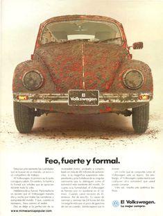 Publicidad - Volkswagen Sedan - Junio 1982