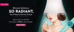Benefit b.right Triple Performing Moisturising Facial Emulsion SPF 15 8.9ml - Free Gift