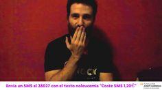 Del 1 al 15 de octubre de 2014, #LanzaUnBesoPor la Fundación Josep Carreras. Si quieres colaborar, sólo has de mandar un SMS con el texto 'NoLeucemia' al número 28027 (coste 1,20€), y donarás el coste íntegro del mismo a la Fundación. Además, si nos enseñas el SMS de vuelta podrás disfrutar en nuestras heladerías de un Alberto Moka Blanco por sólo 1 €.  Juanma Mallen nos envía su mensaje  www.valencianashock.com