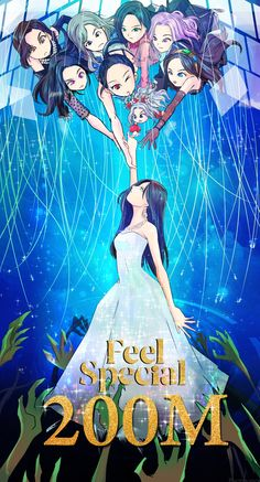 Congratulations for 200 Million Views on Feel Special! Now do you think that TWICEs Feel Special will reach 300 or 400 million views this Kpop Girl Groups, Kpop Girls, Twice Chaeyoung, Fandom Kpop, Twice Fanart, Twice Album, Nayeon Twice, Kpop Drawings, Twice Dahyun