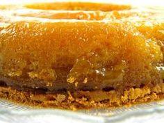 Cinco Quartos de Laranja: Pudim de mel do Algarve