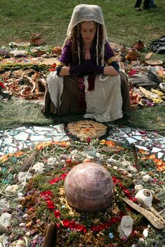 Altars: #Earth #Altar.