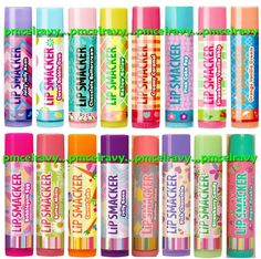 SWEET TREATS SPRING FLING Lip Smacker YOU PICK FLAVORS Juicy Jelly Bean (Sold Out), Sweet Bubble Gum, Chocolate Buttercream, Mellow Mallow, Creamy Caramel, Pink Cake Pop, Strawberry Vanilla Whip, Orange Vanilla Dream, Bubblegum Egg, Butter Mints, Carrot Cake, Jelly Bean, Mellow Chick, Pink Chocolate, Strawberry Candy, Sugar Cookie