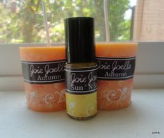 Clearance Sale  Autumn  Sun & Sand  Aromatherapy by Joellechan, $8.00