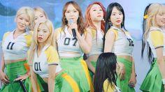 WJSN (Cosmic Girls)(우주소녀) _ Secret(비밀이야)@170707 양산 힐링콘서트 [4k Fancam/직캠