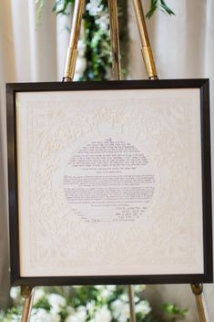 An ornate Jewish wedding with the bride's grandmother's dress Mother Painting, Ballroom Wedding, Chuppah, Bridal Musings, Grandmothers, Chicago Wedding, On Your Wedding Day, Wedding Signs, Brides