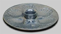 - Oyster & Clam Server w/Sauce Cup Clams, Oysters, Tableware, Dinnerware, Seashells, Tablewares, Dishes, Place Settings