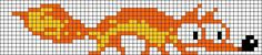 Alpha Patterns, Loom Patterns, Beading Patterns, Embroidery On Clothes, Cross Stitch Embroidery, Cross Stitch Patterns, Beaded Cross Stitch, Cross Stitch Baby, Fuse Beads