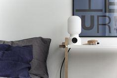 lamp love | plug lamp