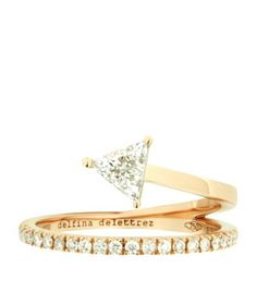 Delfina Delettrez Marry Me Ring available to buy at Harrods. Shop women's designer accessories online and earn Rewards points.