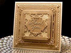 Marvelous Thank you by jasonw1 - Cards and Paper Crafts at Splitcoaststampers