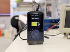 StoreDot's Nanodot bio-organic nanochrystals will charge you phone in 30 seconds flat… in 2016 (April 2014)