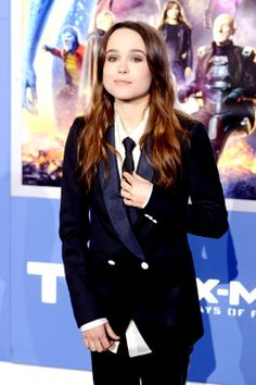 Ellen Page my dream wife❤️..wouldn't it be nice if she were not just my wife in my wildest dreams but for real? :)