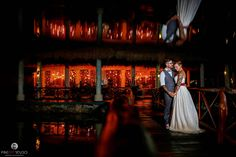 """Lindsay & Dave destination wedding photographer at Grand Palladium Riviera Maya really rocked Canadian colors and """"rock 'n' roll"""" to paradisiacal beach Grand Palladium Riviera Maya, Tulum, Destination Wedding Photographer, Fine Art, Concert, Beach, The Beach, Concerts, Beaches"""